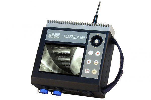 Nouveau vidéoscope EFER Flasher 900