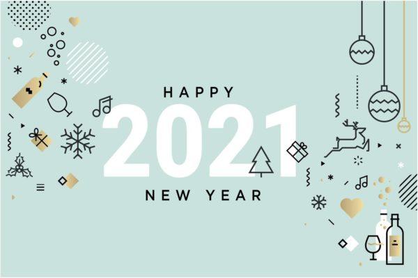 L'équipe de Foreloc vous souhaite une bonne année 2021 !